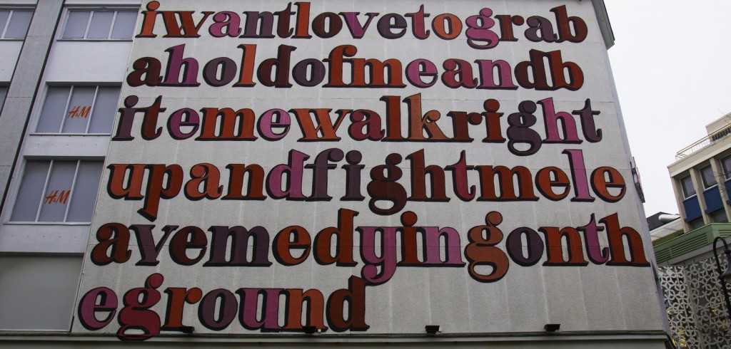 Photo: DEVO | Stavanger Street Art Series, Doesn't it make you feel alive?