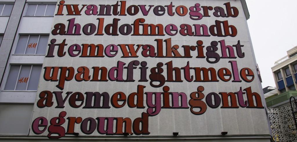 Photo: DEVO | Stavanger Street Art Series, Doesn't it make you feel alive?