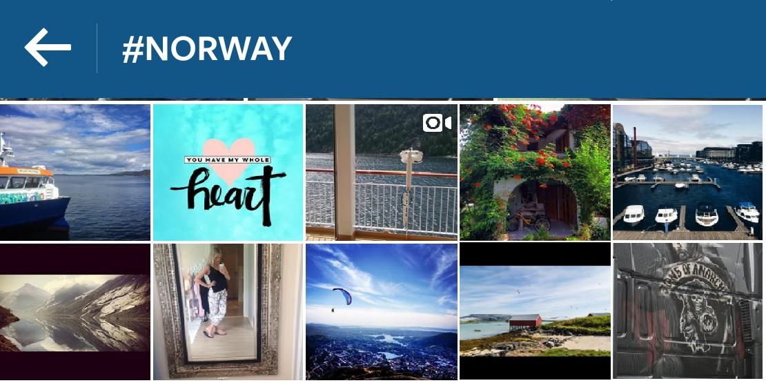 Norway on Instagram This Weekend