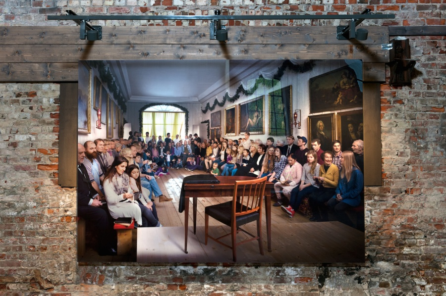 EXHIBITION: 1814 revisited