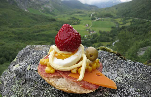 Sustaining a Healthy Diet with a Limited Budget in Norway