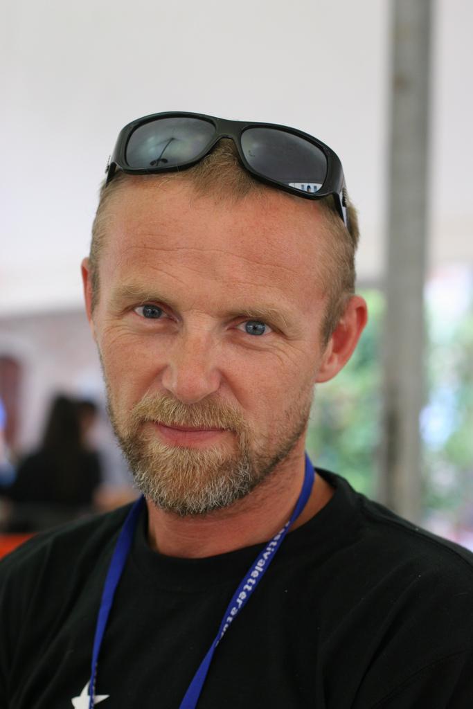 An Extra Ordinary Life from Nesbø to Johansen