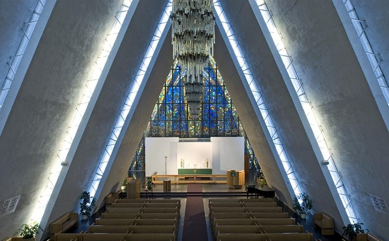 Midnight Sun Concert in the Arctic Cathedral