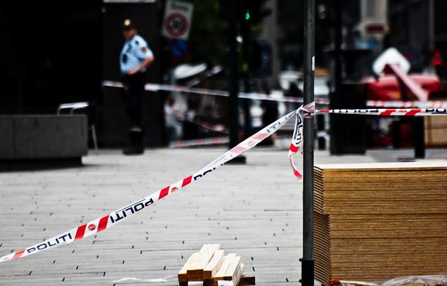 Norway's Murder Rate Drops to 60s Level