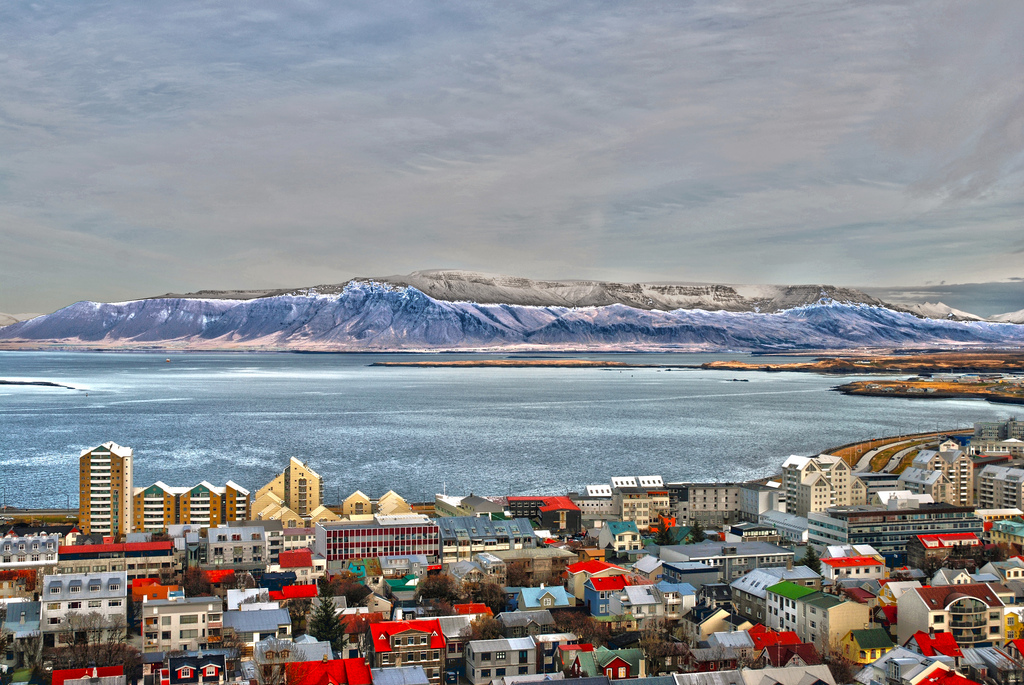 Iceland to Be Norway's 20th County