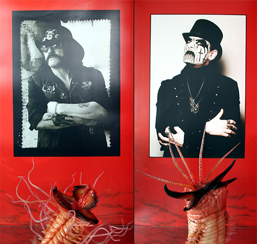Heavy Metal And Punk Fossils Exhibition In Norway