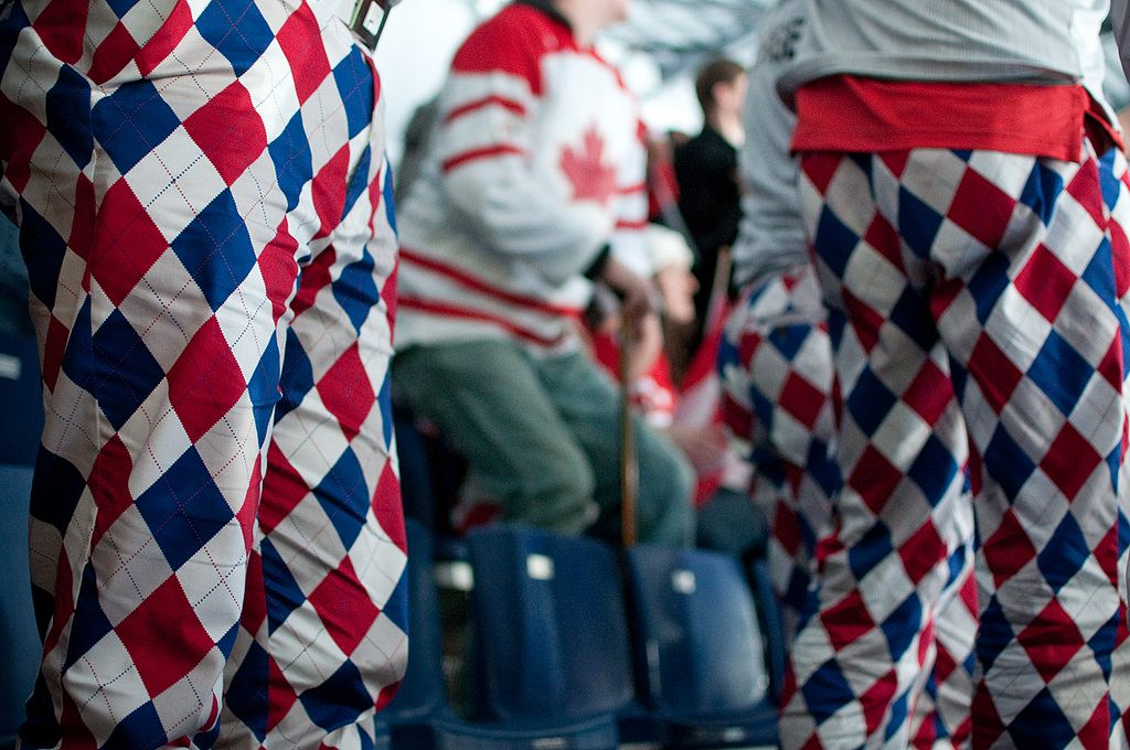Another Reason to Adore Norway: Curling Pants