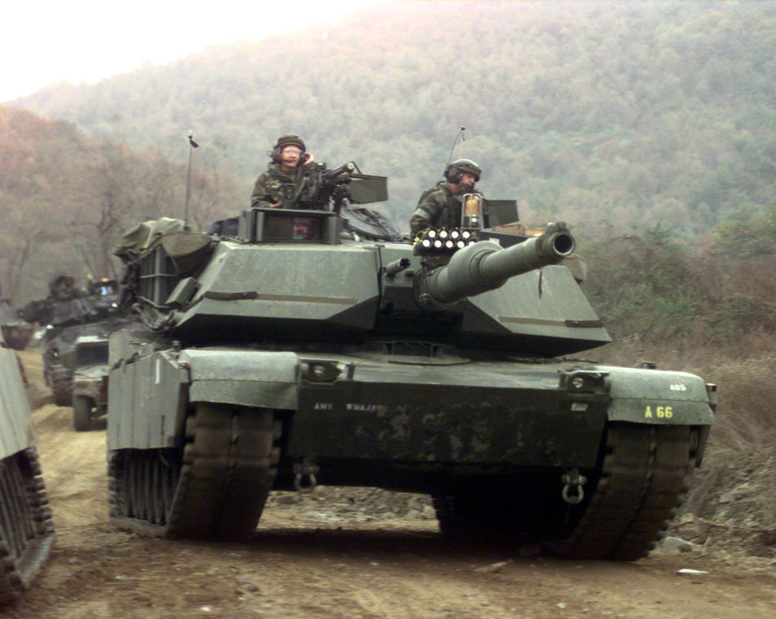 Russian Media: American Heavy Tanks to be Stored in Mountains of Norway