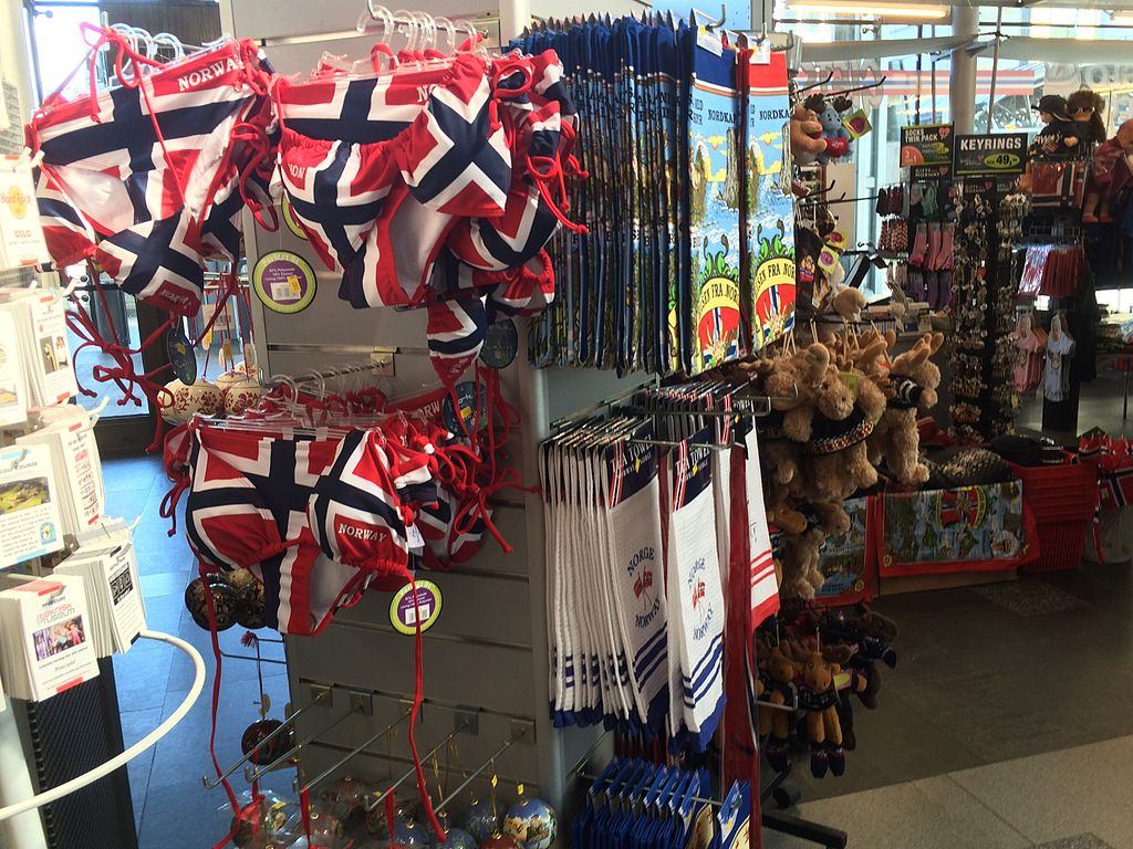 Oslo Airport: Your Souvenirs May Be Illegal