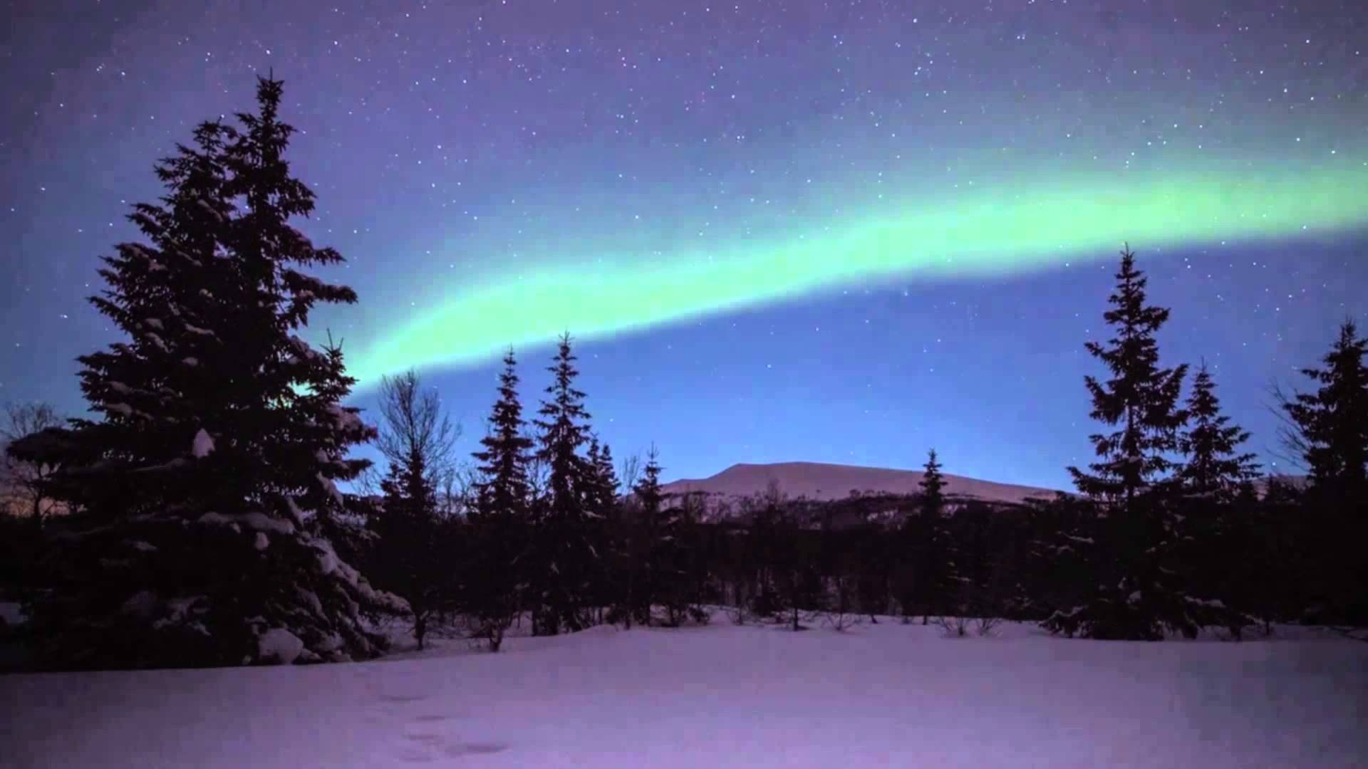 Clips of the Aurora from Northern Norway