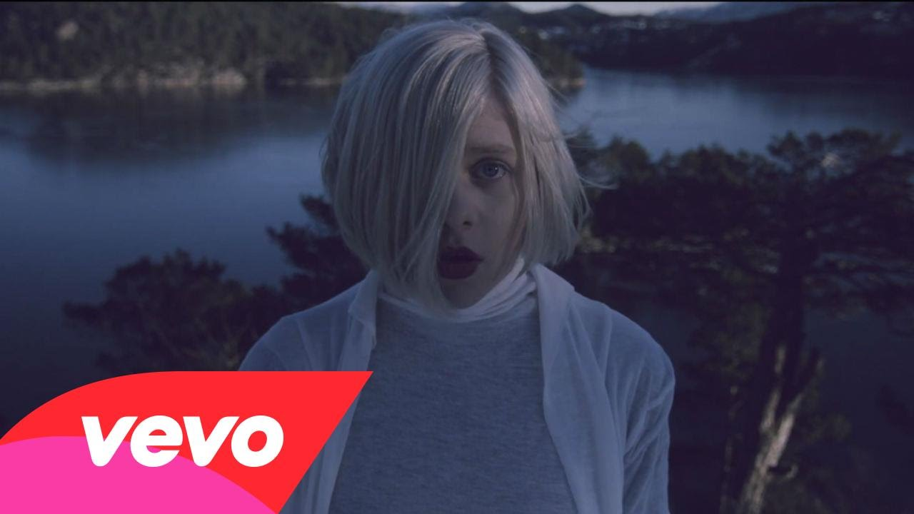 Norwegian Young Singer AURORA's Runaway in Norway's Beautiful Nature