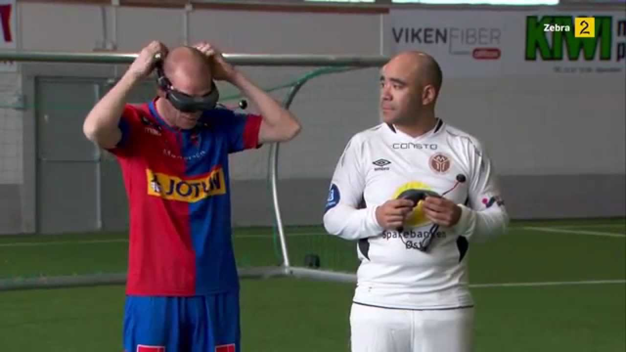 Golden Goal – Virtual Reality Football from Norway