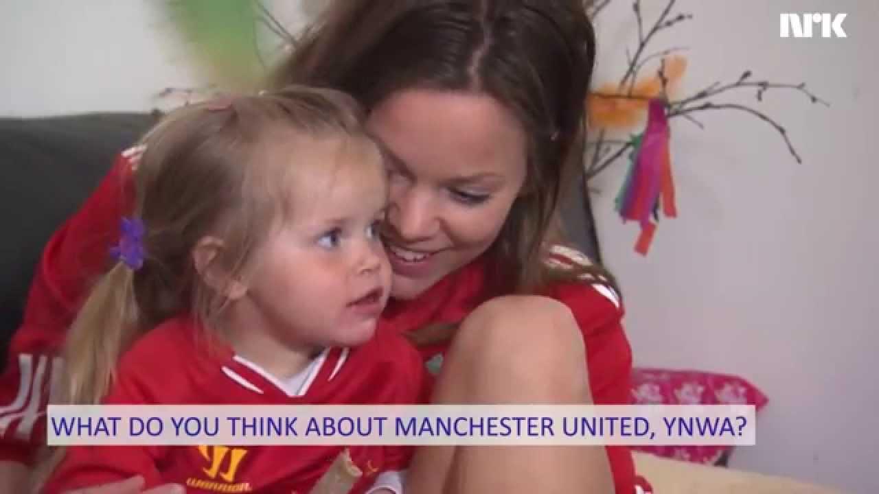 Norwegian Liverpool Fan Couple Names Their Daughter as YNWA